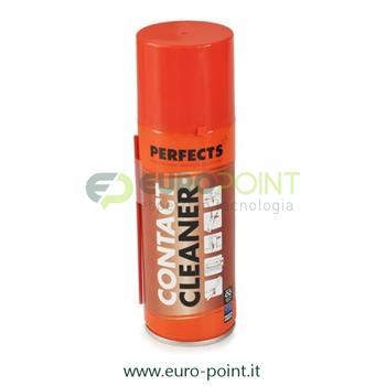 SPRAY PULISCI CONTATTI LUBRIFICANTE 200ml CONTACT CLEANER